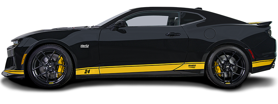 Camaro driver side