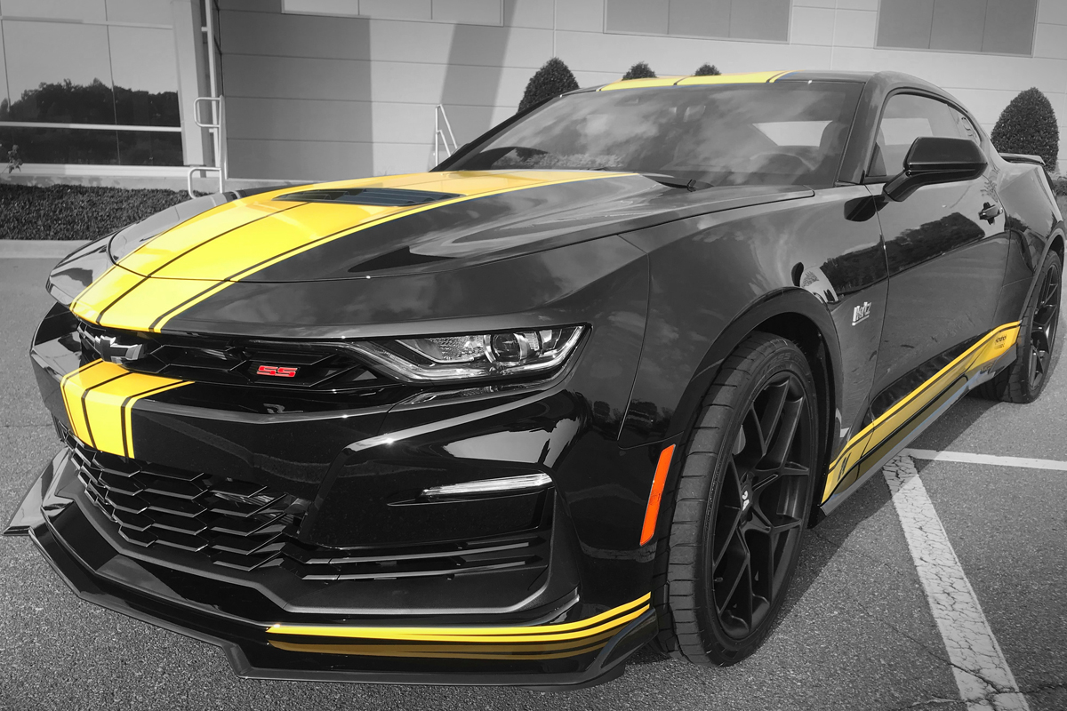 Limited-Edition 2020 Camaro SS