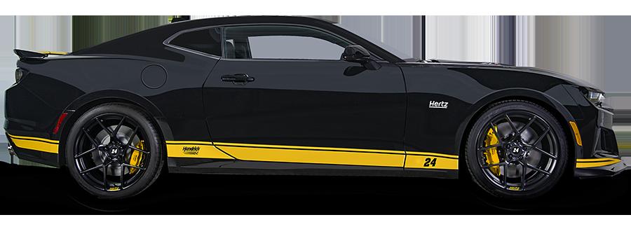 Camaro passenger side