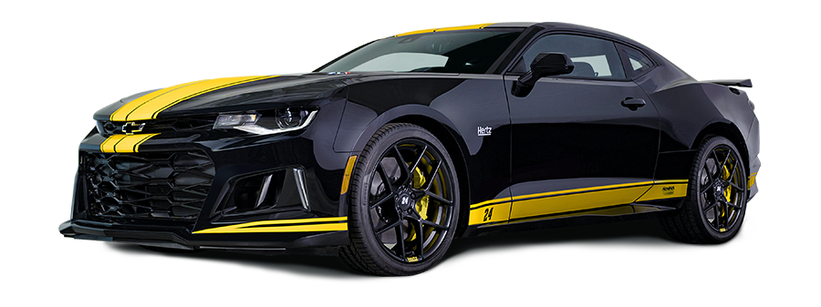 Camaro front driver