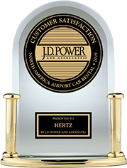 Hertz JD Power
